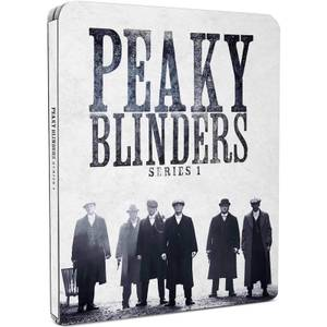 Peaky Blinders: Series 1 - Zavvi UK Exclusive Limited Edition Steelbook (Limited to 2000)