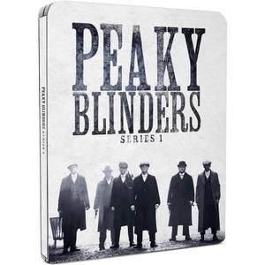 Peaky Blinders : Saison 1 - Steelbook Exclusivité Zavvi