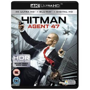 Hitman : Agent 47 - 4K Ultra HD