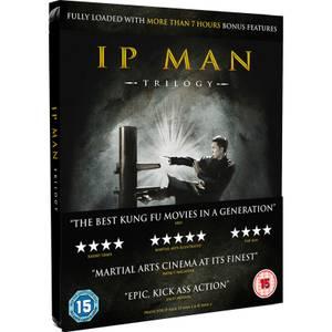 IP Man Trilogy - Limited Editon Steelbook (UK EDITION)