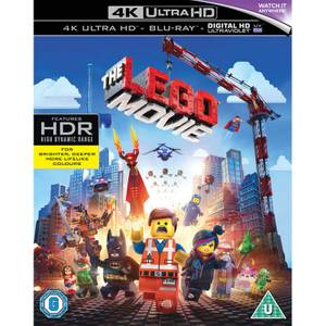 The Lego Movie - 4K Ultra HD