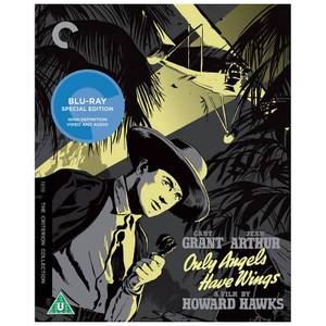 Only Angels Have Wings - The Criterion Collection