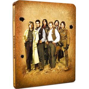 Young Guns - Zavvi UK Exclusive Limited Edition Steelbook (Limited to 2000 Copies)