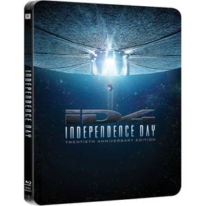 Independence Day Remastered Edition - Zavvi Exclusive Limited Edition Steelbook