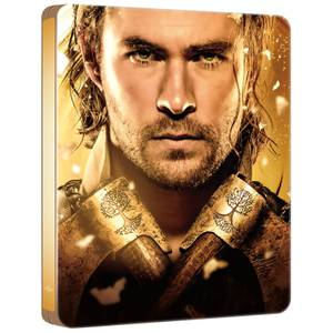 The Huntsman: Winter's War 3D (Includes 2D Version) - Zavvi UK Exclusive Limited Edition Steelbook (Limited to 2000 Copies)