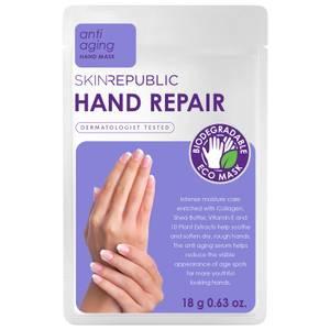 Восстанавливающая маска для рукот Skin Republic (18 г)