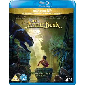 The Jungle Book 3D (Includes 2D Version)