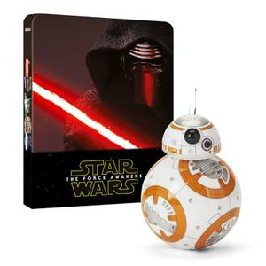 BB-8 App-Enabled Droid™ by Sphero & Star Wars: The Force Awakens Zavvi UK Exclusive Limited Edition Steelbook Bundle
