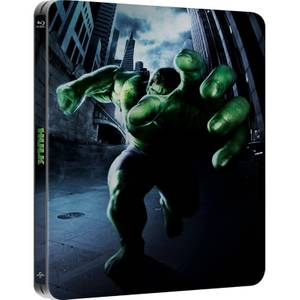 Hulk - Steelbook Exclusivité Zavvi