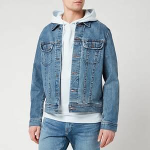 A.P.C. Men's Denim Jacket - Indigo