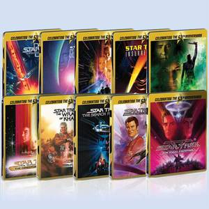 Star Trek Limited Edition Steelbook Collection (UK EDITION)
