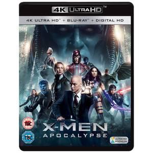 X-Men : Apocalypse 4K Ultra HD (Copie UV Incluse)