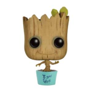 Baby Groot Ltd Ed Pocket Pop! Schlüsselanhänger
