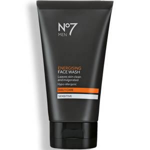 No7 Men Energising Face Wash