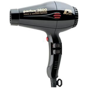 Parlux 3800 Eco Friendly Hair Dryer 2100W - Black
