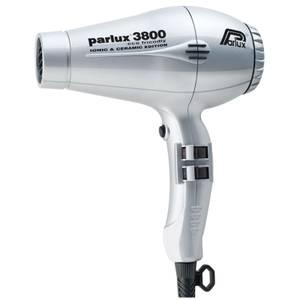 Parlux 3800 Eco Friendly Hair Dryer 2100W - Silver