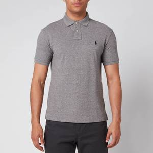 Polo Ralph Lauren Men's Slim Fit Polo Shirt - Canterbury Heather