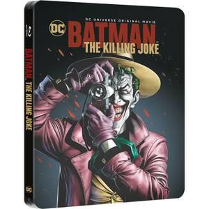 Batman: The Killing Joke - Steelbook d'édition limitée exclusive Zavvi