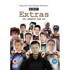 Extras - The Complete Boxset