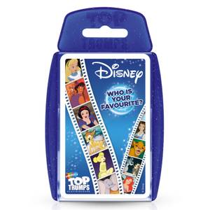 Top Trumps Card Game - Disney Classics Edition