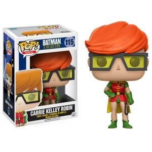 Batman: The Dark Knight Returns Carrie Kelly Robin Pop! Vinyl Figur - Previews Exclusive