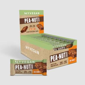Pea-Nut Square