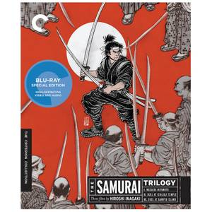 Samurai Trilogy - The Criterion Collection
