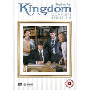 Kingdom 1-3 Complete Boxed Set