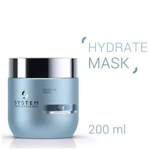 System Professional Hydrate Mask - maschera ricostruzione profonda dell'idratazione 200 ml