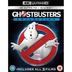 Ghostbusters 1-3 - 4K Ultra HD