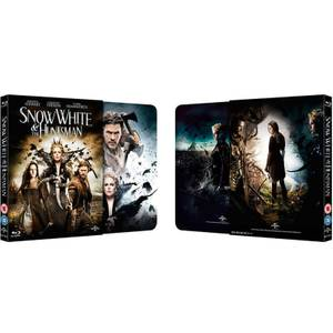Snow White and the Huntsman - Zavvi UK Exclusive Steelbook with Slipcase (Limited to 2000 copies)