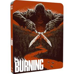 The Burning - Dual Format (Includes DVD) - Limited Edition Steelbook