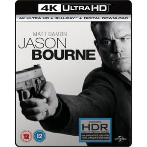 Jason Bourne - 4K Ultra HD