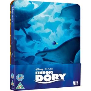 Finding Dory 3D (Inclusief 2D versie) - Zavvi UK Exclusive Limited Edition Steelbook