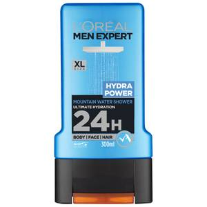 L'Oréal Paris Men Expert Hydra Power Shower Gel 300 ml