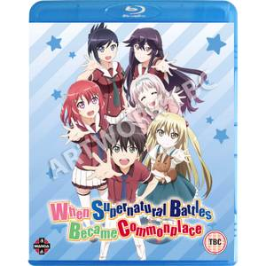 When Supernatural Battles Become Common Place - Complete Season Collection