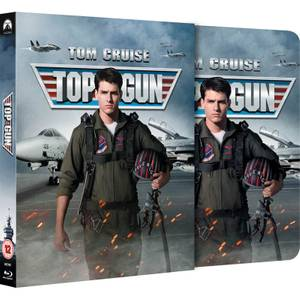 Top Gun - Zavvi Exclusive Limited Edition Slipcase Steelbook (Limited to 2000 Copies)
