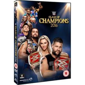 WWE: Clash Of Champions 2016