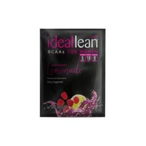 IdealLean BCAAs - Raspberry Lemonade - Sample