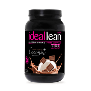 IdealLean Protein - Chocolate Coconut - 30 Servings