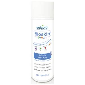 Salcura Bioskin Junior Bath Milk (300 ml)