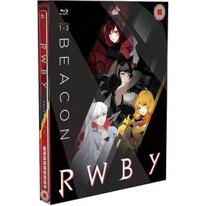 RWBY: Volume 1-3 Steelbook