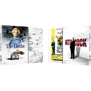 The Birds - Zavvi Exclusive Limited Edition Slipcase Steelbook (Limited To 2000 Copies)