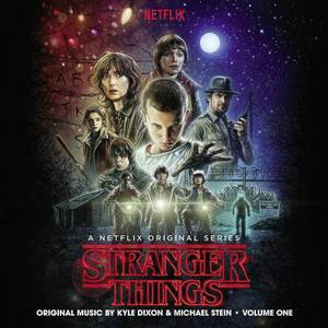BO Stranger Things -(2LP) Kyle Dixon & Michael Stein Netflix Original