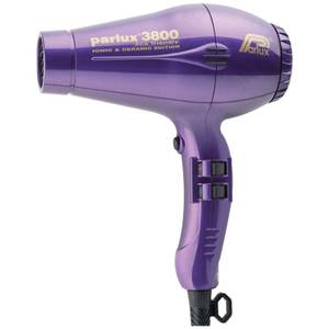Parlux 3800 Eco Friendly Hair Dryer 2100W - Purple