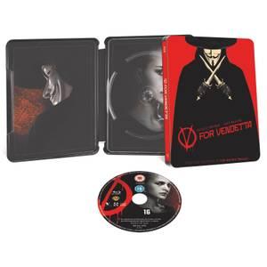V For Vendetta - Zavvi UK Exclusive Limited Edition Steelbook