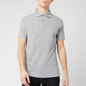 Barbour Men's Sports Polo - Grey Marl
