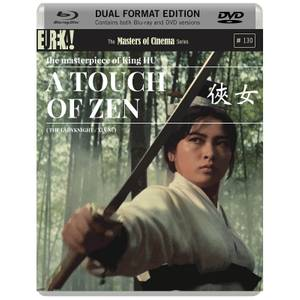 A Touch of Zen - Dual Format (Includes DVD)