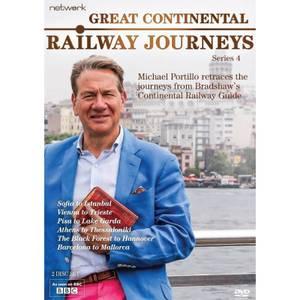 Great Continental Railway Journeys: Series 4
