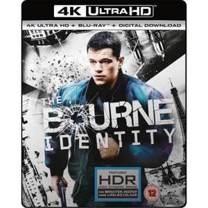 The Bourne Identity - 4K Ultra HD